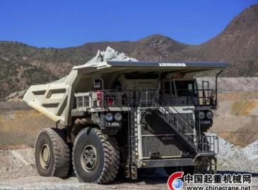 利勃海尔矿用自卸卡车在2017年开年迎来第一笔大单