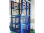 武汉江夏导轨货梯销售18627804222