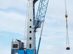 沃伦波因特港持续信赖科尼 继续投资科尼移动式港口起重机