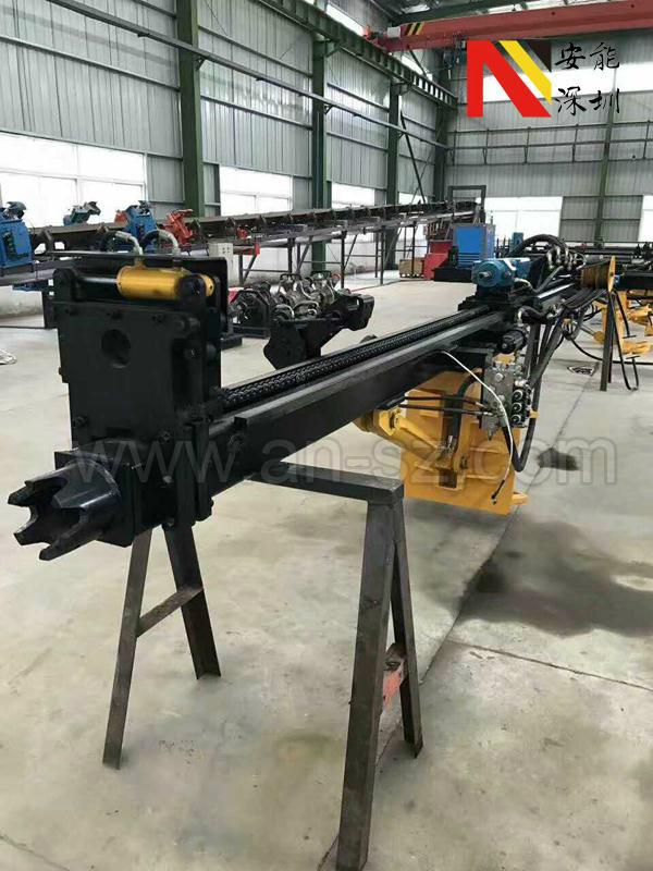深圳安能 挖改液压凿岩机 WG-90型号液压凿岩机.潜孔钻孔径27MM-320MM