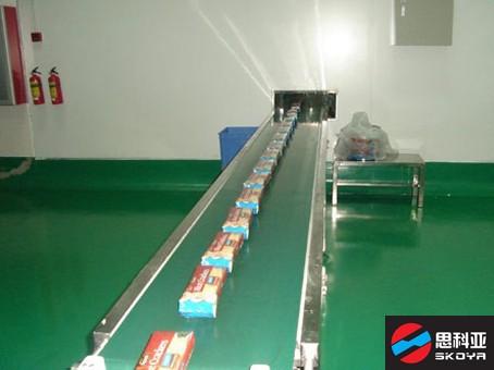 洁鹏 皮带输送机厂家 不锈钢材质
