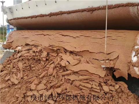 绿达 带式压滤机 带式压滤机,洗砂污水脱水设备、机制沙污水处理、