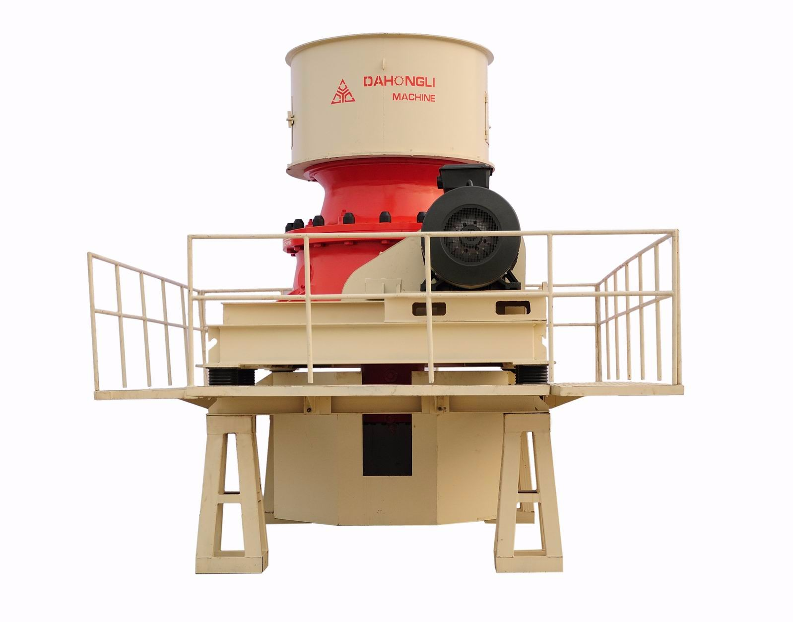 大宏立 PYY系列单缸液压圆锥破碎机 高效、节能、环保、智能
