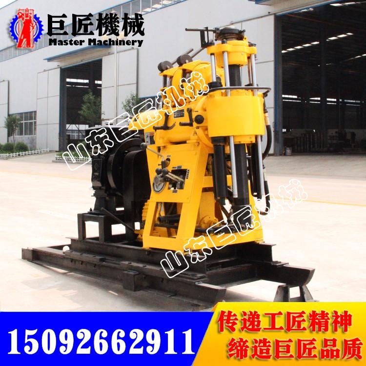 华夏巨匠 HZ-130YY 液压水井钻机