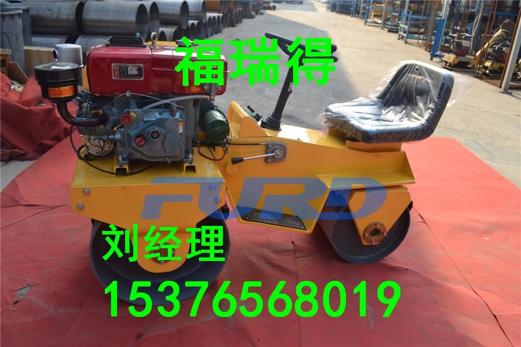 福瑞得 FYL-850 驾驶型震动压路机