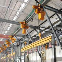 宁波行车电动葫芦单轨吊起重机