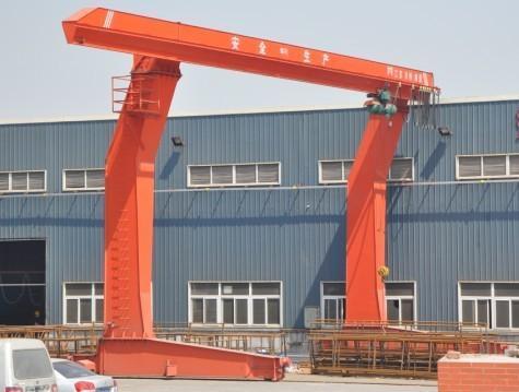 龙门吊生产厂家—西安天成起重公司注重品质