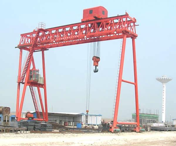 龙门起重机生产厂家—西安天成起重公司注重品质