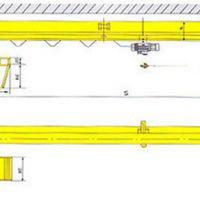 杭州起重机--电动单梁起重机设计制作