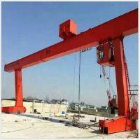 呼伦贝尔二手10吨L型龙门吊跨度33米