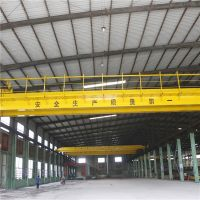 厂家出售10吨双梁起重机欧式双梁行车航吊