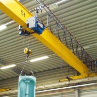 杭州起重机--欧式电动单梁起重机销售安装