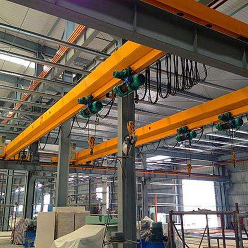 哈尔滨电动单梁起重机销售安装/维修保养/搬迁改造/现场制作