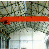 河南省长城起重电动单梁起重机厂家制造