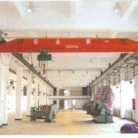 河南省长城起重电动单梁起重机厂家直销
