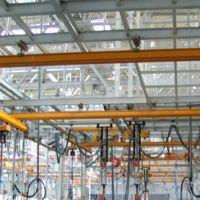 中山起重机行吊厂家销售供应2吨单梁轻轨吊