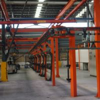 中山起重机行吊厂家销售供应3吨柔性双梁悬挂起重机