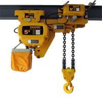 中山起重机行吊厂家销售供应0.5吨-10吨环链电动葫芦