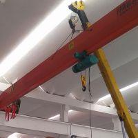 汉中起重机厂家-LX型电动单梁悬挂起重机