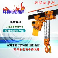 杭州低净空环链葫芦   厂家直销13588316661