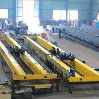 中山优质供应商5-50吨欧式双梁起重机生产制造手续齐全