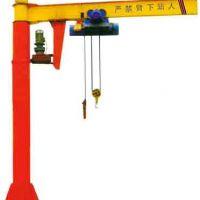 西安行车供应BZD型定柱式旋臂起重机设计研发生产销售