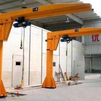 上海BZ型手动定柱式旋臂起重机
