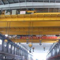 重庆起重机厂家生产制造—吊钩双梁桥式起重机