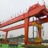 重庆地铁翻渣专用龙门吊租赁
