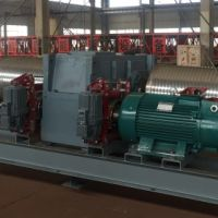 西安钢厂用卷扬机