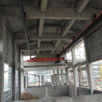 电动单梁悬挂起重机水厂专用