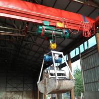 哈尔滨抓斗起重机销售安装/单梁起重机维修保养/搬迁改造