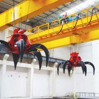 哈尔滨抓斗桥式起重机销售安装/单梁起重机维修保养/搬迁改造