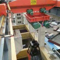 银川10吨单梁起重机厂家直销