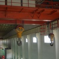 山西临汾LH型电动葫芦桥式起重机