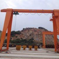 广州起重机厂家生产制造—单梁门式起重机