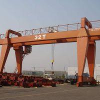 广州起重机厂家生产制造—双梁门式起重机