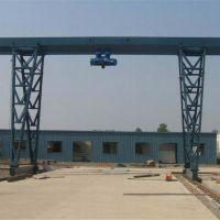 宁波慈溪龙门起重机优质厂家安装现场