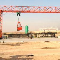 北京大兴区抓斗门式起重机-河南省豫奥重型起重机北京销售处