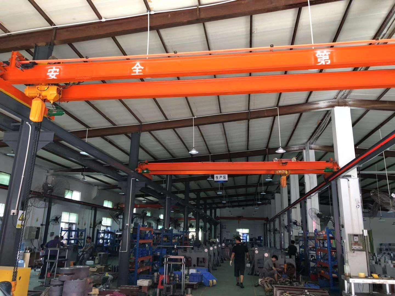 广东广州起重机厂家生产销售—单梁起重机