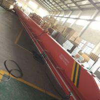 杭州起重机--海宁农发区LD型电动单梁起重机安装完成