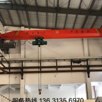 广州单双梁起重机按装维修