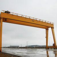 杭州起重机--新型欧标门式起重机