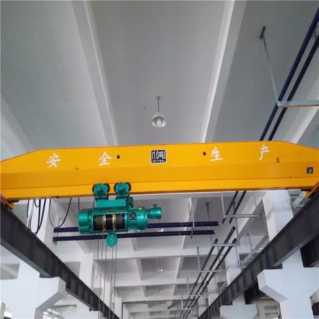 陕西西安起重机厂家生产定制低净空电动葫芦单梁起重机