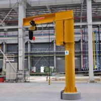 成都悬臂吊起重机 航吊 行车、KBK柔性梁起重机物流运输系统