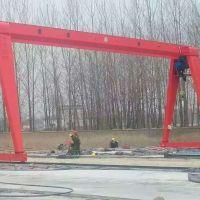 5 吨二手龙门吊
