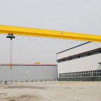 杭州起重机--电动葫芦半门式单梁起重机