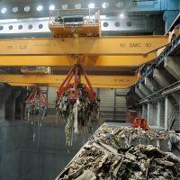 杭州起重机--QZ垃圾处理起重机