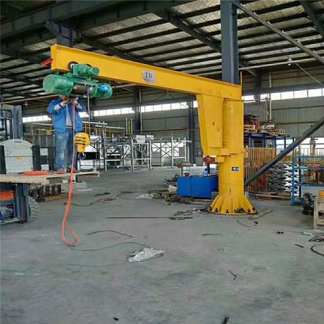 西安起重机厂家销售立柱式悬臂吊悬臂起重机