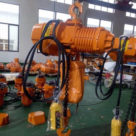 西安起重机厂家销售环链电动葫芦